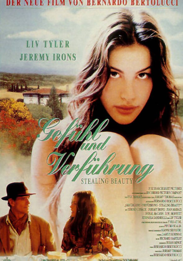 Gefühl und Verführung - Stealing Beauty Poster