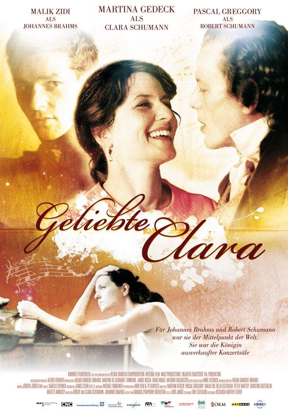 Geliebte Clara Poster