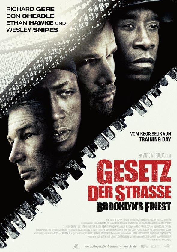Gesetz der Straße - Brooklyn's Finest Poster
