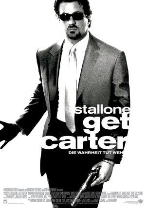 Get Carter - Die Wahrheit tut weh Poster