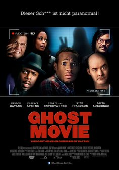 Ghost Movie Poster