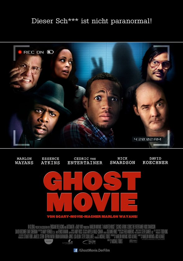 Ghost Movie Film (2012) · Trailer · Kritik · KINO.de