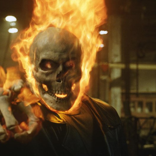 Ghost Rider - Trailer Poster