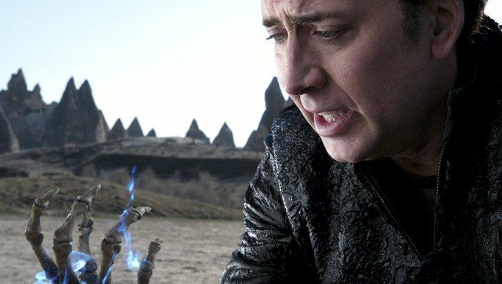 Ghost Rider: Spirit of Vengeance - Trailer Poster