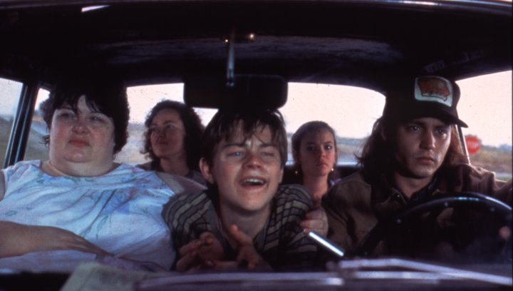 Gilbert Grape - Irgendwo in Iowa - OV-Trailer Poster