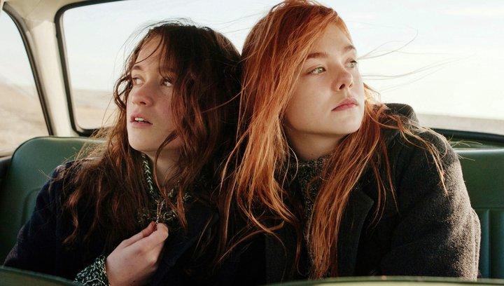 Ginger & Rosa - Trailer Poster