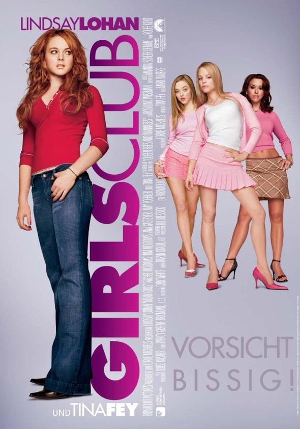 Girls Club - Vorsicht bissig! Poster