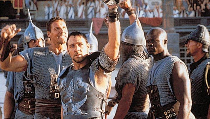 Gladiator - Trailer Poster