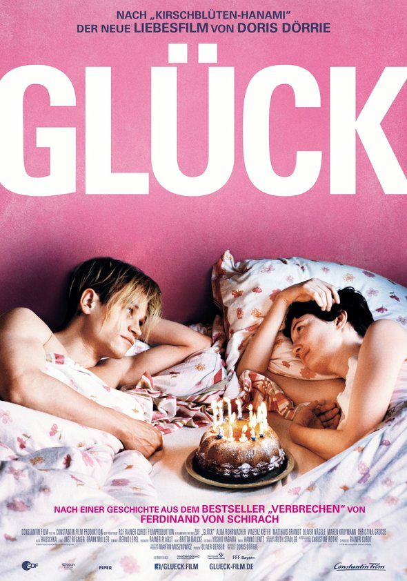 Glück Poster