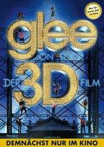 Glee on Tour - Der 3D Film Poster