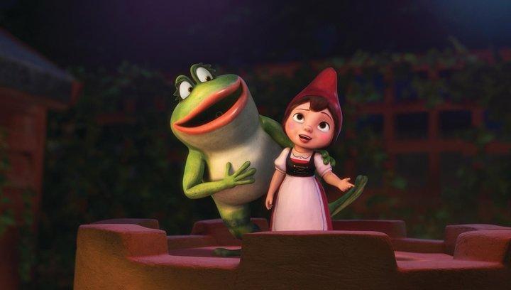 Gnomeo und Julia - Trailer Poster