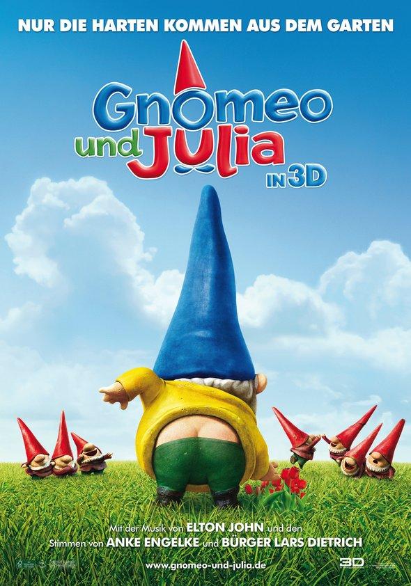 Gnomeo und Julia Poster