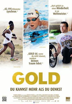 Gold - Du kannst mehr als Du denkst Poster