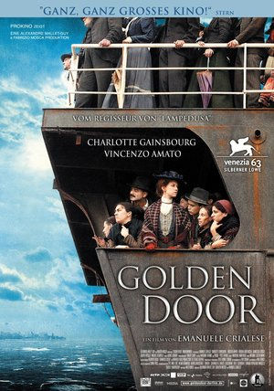 Golden Door Poster