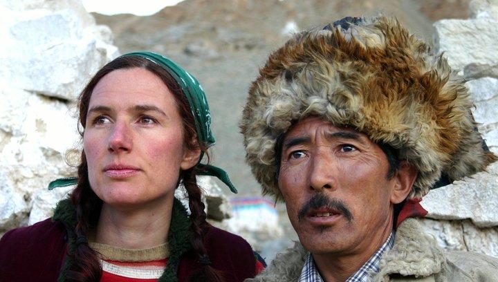 Good Bye Tibet - Trailer Poster