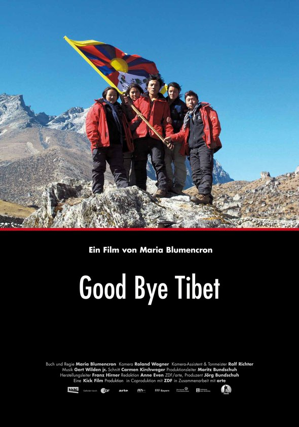 Good Bye Tibet Poster