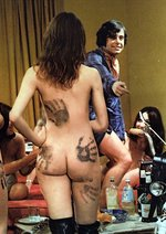 Graf Porno bläst zum Zapfenstreich Poster