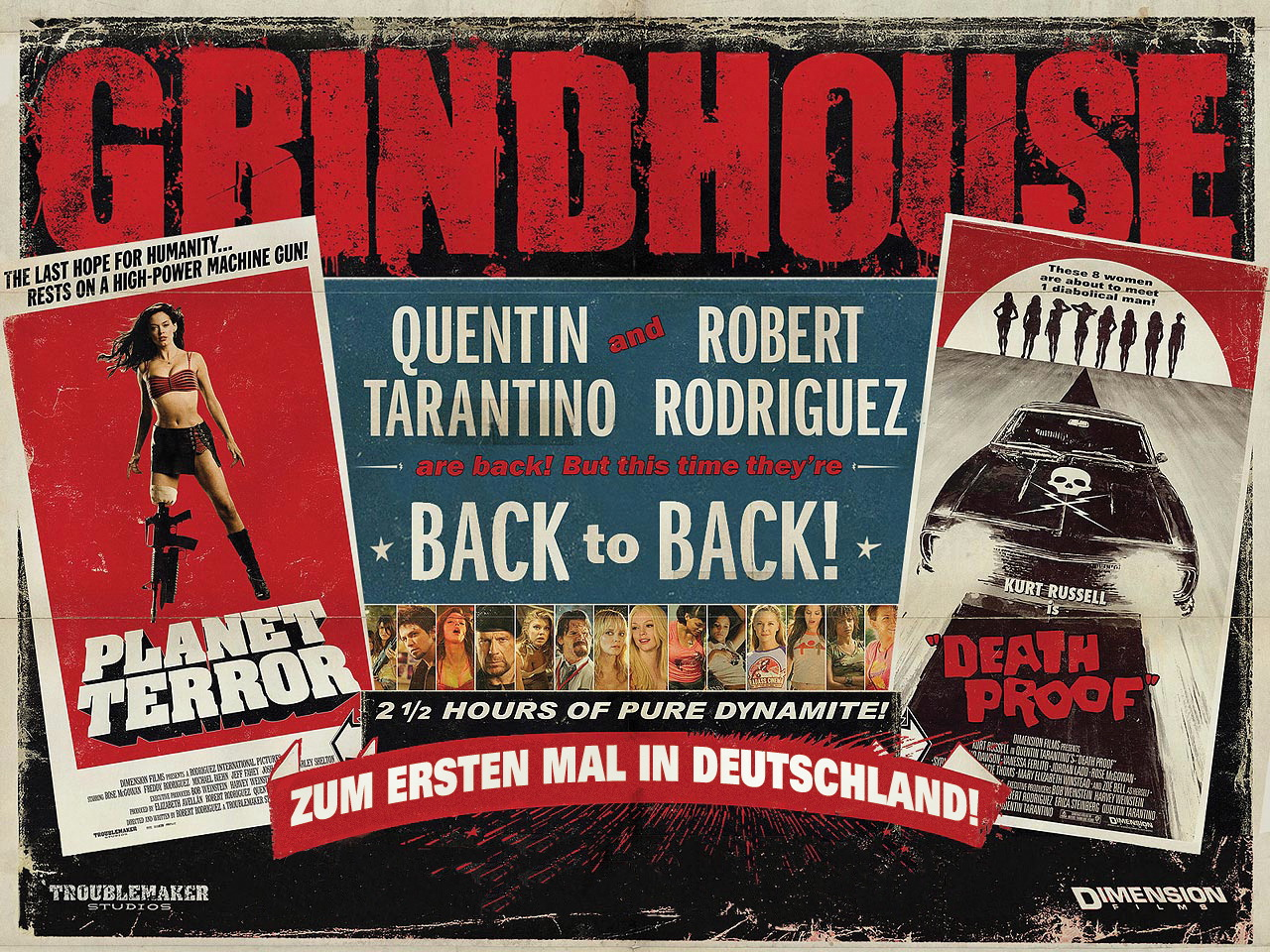 Grindhouse Poster