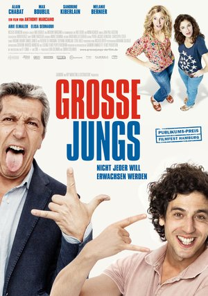 Große Jungs Poster
