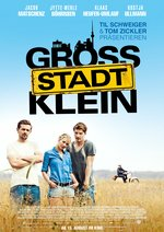 Grossstadtklein Poster