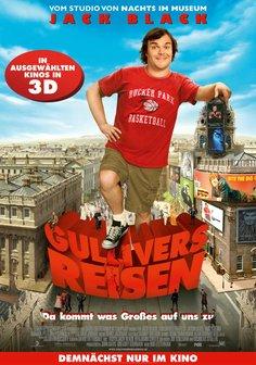 Gullivers Reisen - Da kommt was Großes auf uns zu Poster