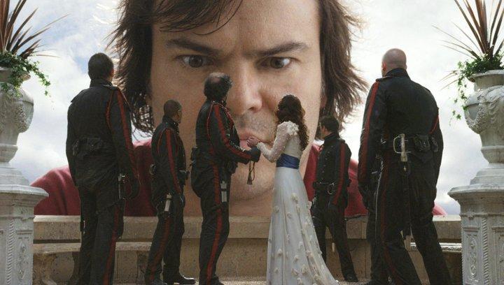 Gullivers Reisen - Da kommt was Großes auf uns zu - Trailer Poster