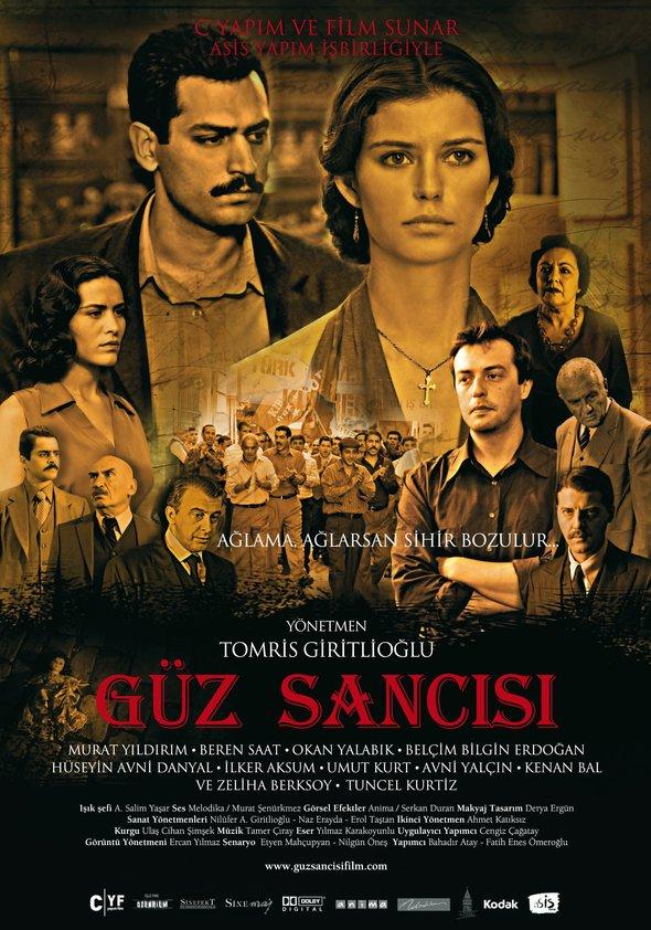 Güz Sancisi - Herbstleid Poster