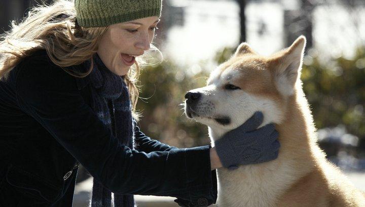 Hachiko - Eine wunderbare Freundschaft - Trailer Poster
