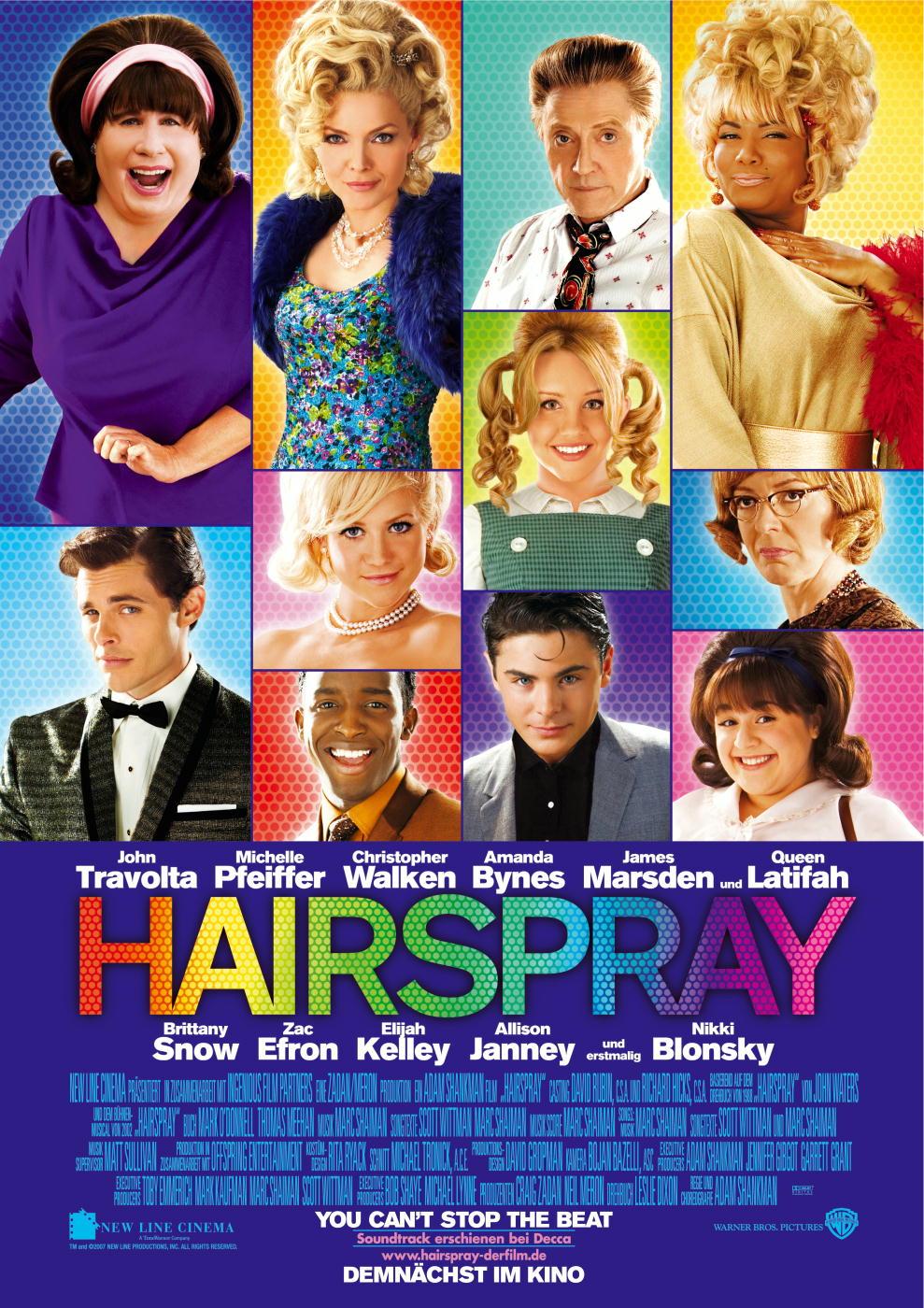 Alle Filme Mit Queen Latifah hairspray film (2007) · trailer · kritik · kino.de