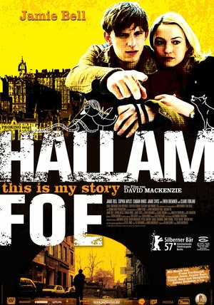 Hallam Foe - This Is My Story Poster