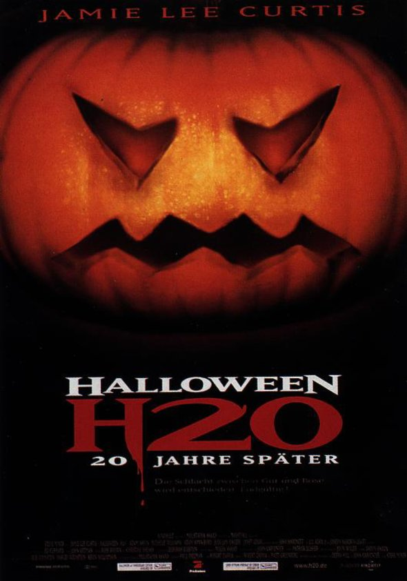 Halloween: H20 Poster