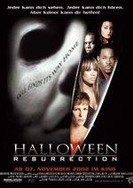 Halloween: Resurrection Poster