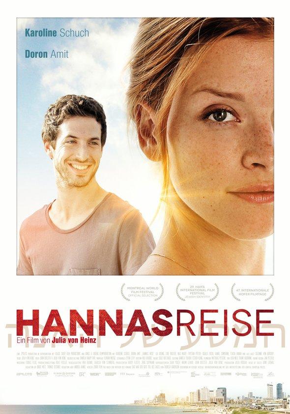 Hannas Reise Poster