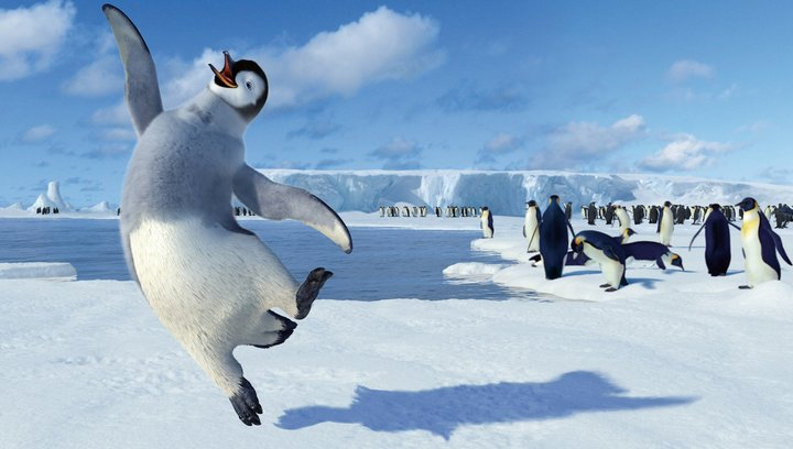Happy Feet 2 - Trailer Poster