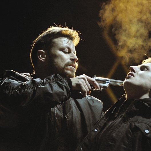 Harjunpää ja pahan pappi - Trailer Poster