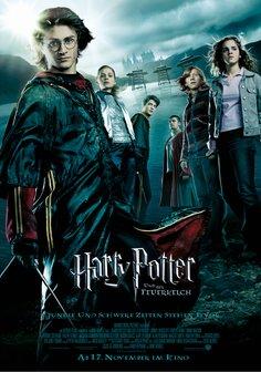 Harry Potter und der Feuerkelch Poster
