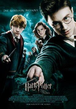 Harry Potter und der Orden des Phönix Poster