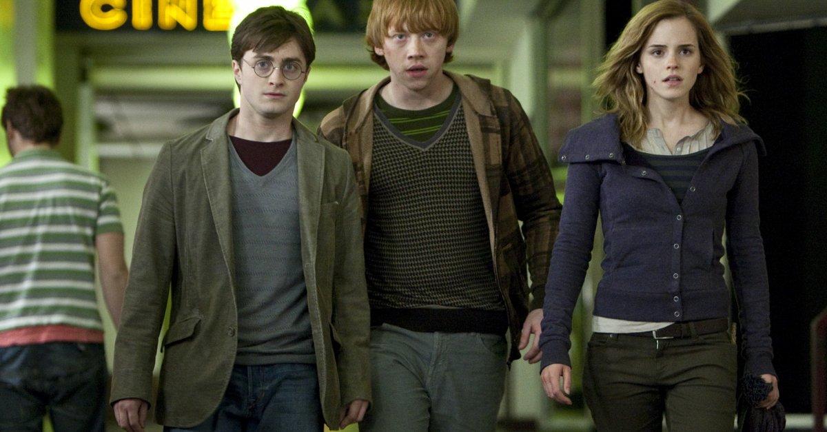 Harry Potter Und Die Heiligtümer Des Todes Teil 1 Stream