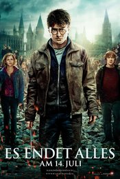 Harry Potter und die Heiligtümer des Todes Teil 2