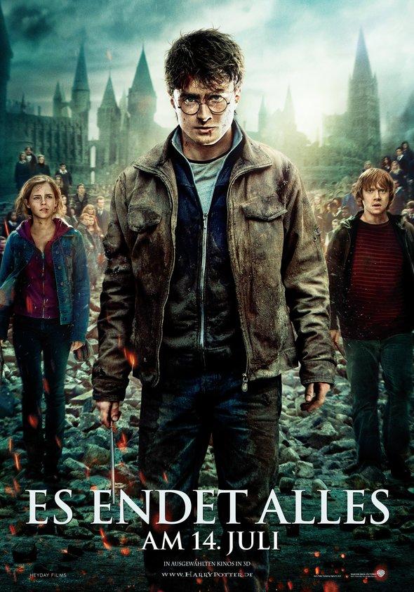 Harry Potter und die Heiligtümer des Todes Teil 2 Poster
