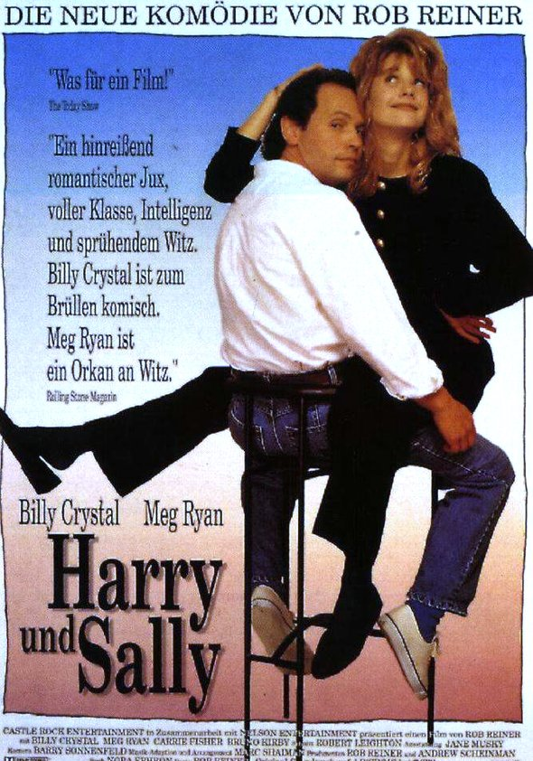 Harry und Sally Poster