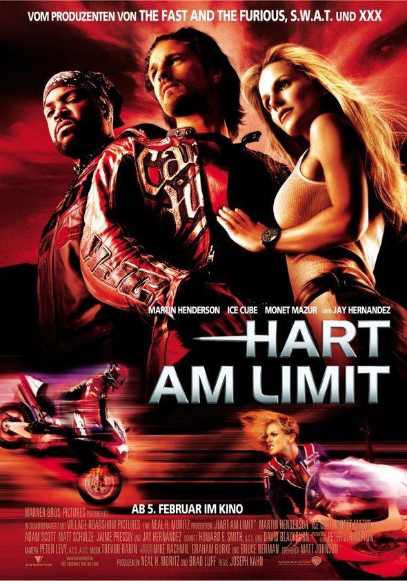 Hart am Limit Poster
