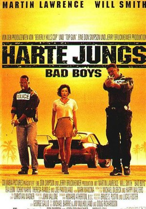 Harte Jungs - Bad Boys Poster