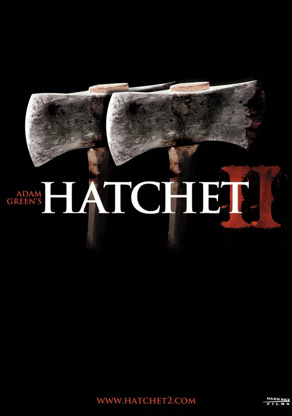 Hatchet II Poster
