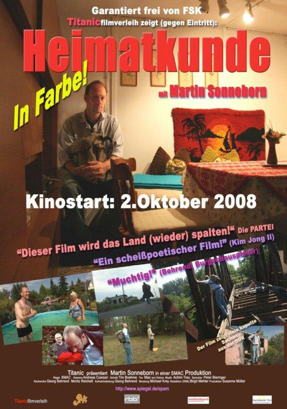 Heimatkunde Poster