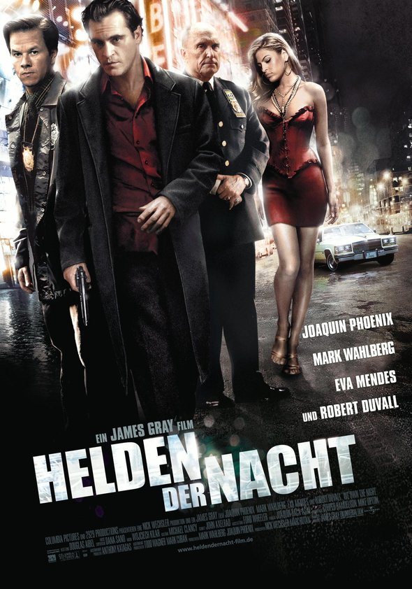Helden der Nacht - We Own the Night Poster