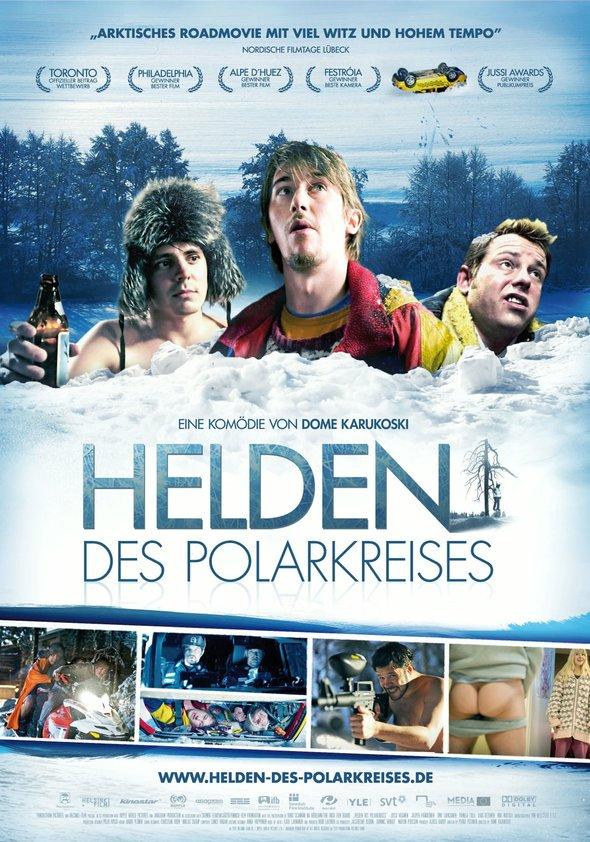 Helden des Polarkreises Poster