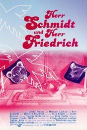 Herr Schmidt und Herr Friedrich