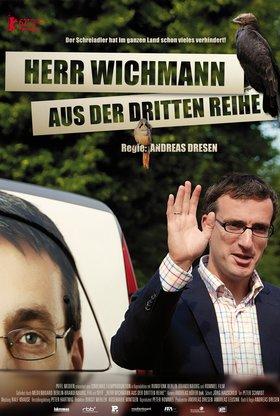 Herr Wichmann aus der dritten Reihe