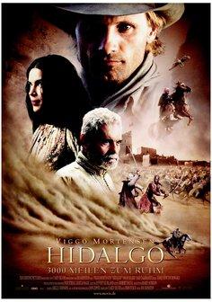 Hidalgo - 3000 Meilen zum Ruhm Poster